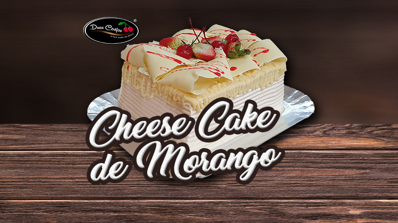 Cream Cheese e Morango