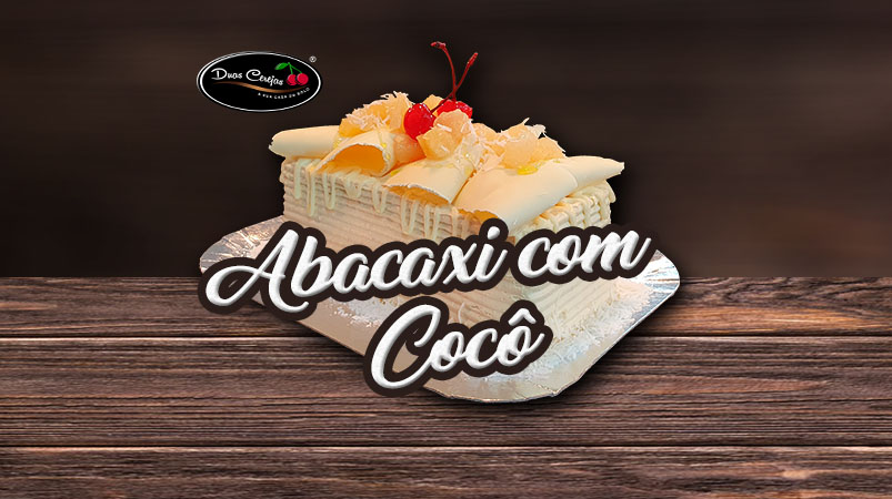 Abacaxi com Coco